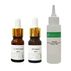 나노 EGF 10ppm (10ml) + FGF 10ppm (10ml) + 아데노좀 (10ml)